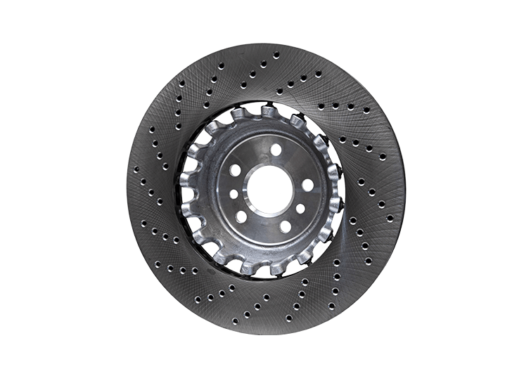 LIGHTWEIGHT COMPOSITE BRAKE DISCS
